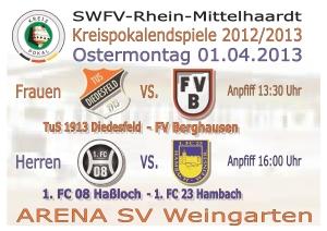 Pokalendspiele ARENA Weingarten 2013-04-01 300