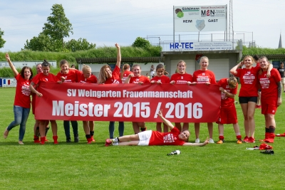 Frauen Meisterschaft 2016 400